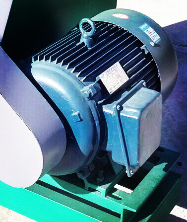 electric motor of fertilizer crusher