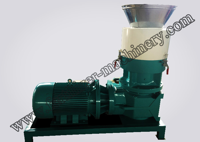 flat die fertilizer granulator