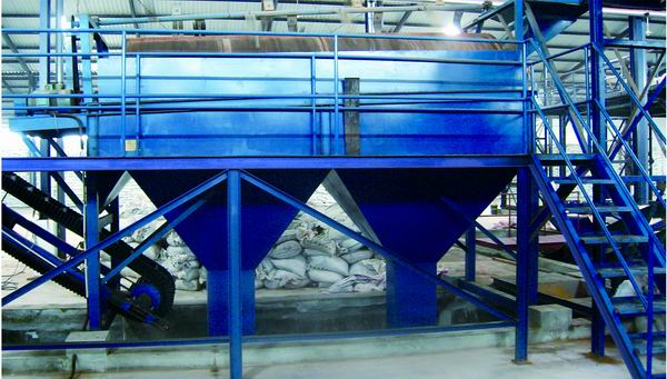 fertilizer sieving machine