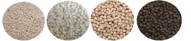 compound fertilizer granules