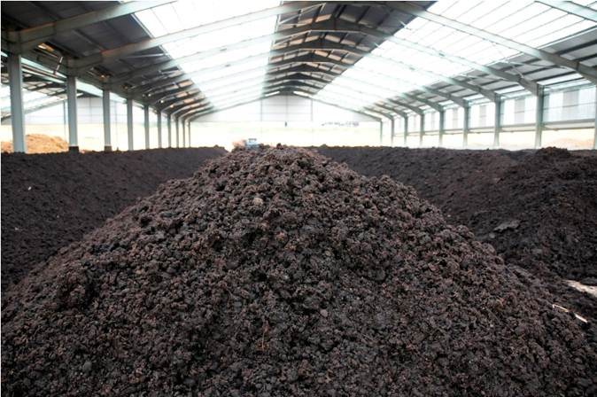 commercial organic fertilizer fermentation