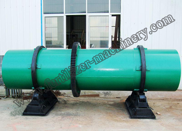 fertilizer coating machine