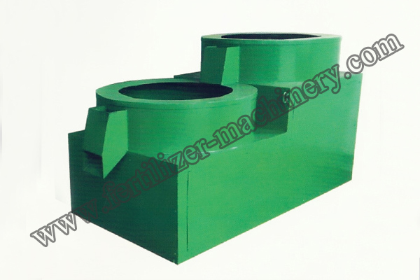 fertilizer polishing machine