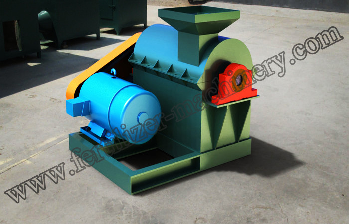fertilizer crusher machine
