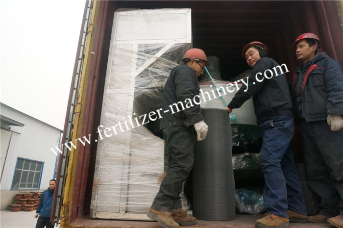 organic fertilizer plant-accessory equipments