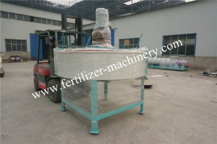 pan fertilizer mixer