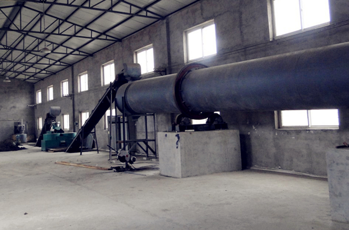 biogas fertilizer production