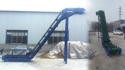 High Inclination-angle Belt Conveyor