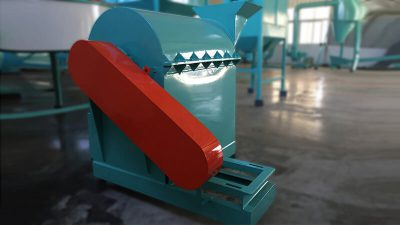 High Moisture Materials Crusher